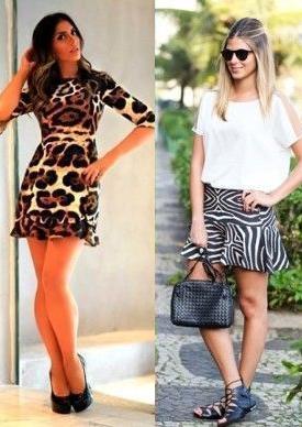 Estampas Animal Print: a tendência que nunca sai de moda!