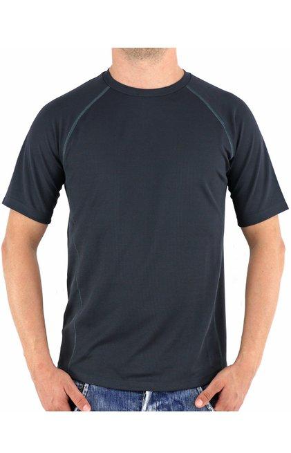 Camiseta Manga Curta Edilson Dry Fit Lisa Grafite