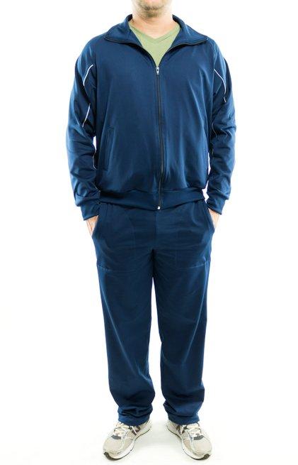 Conjunto Junior Azul Marinho