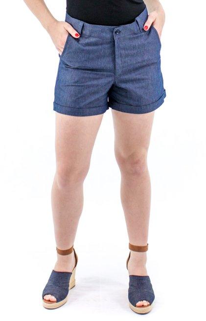 Shorts Leda Sarja Lisa Jeans