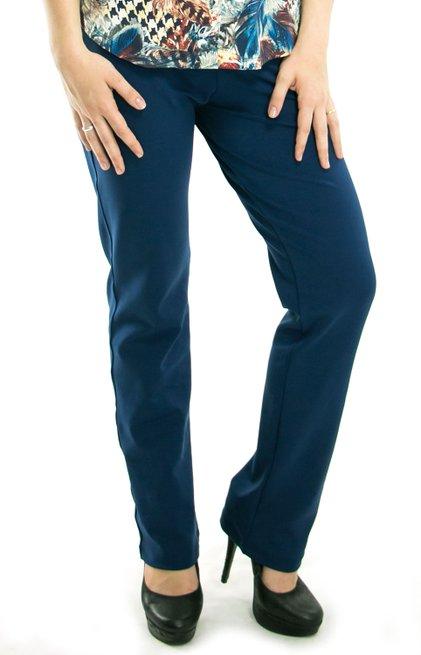 Calça Montaria Lisa Azul Marinho