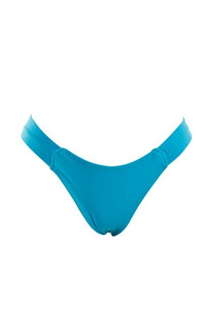 Calcinha Biquíni Drica Lisa Azul