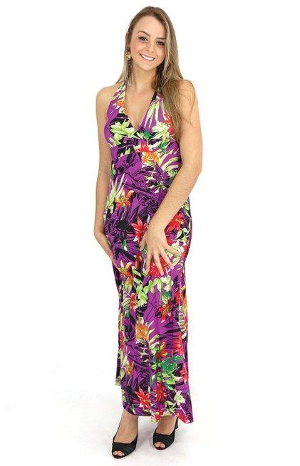 Vestido Bojo Liganeti Estampa Floral
