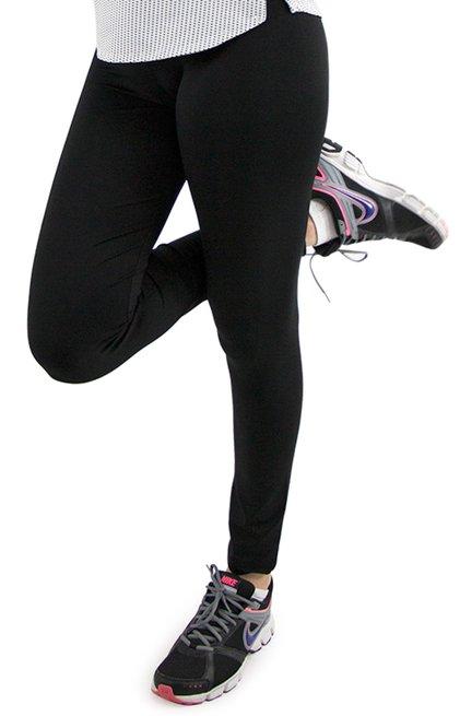 Calça Legging Bruna Lisa Preta