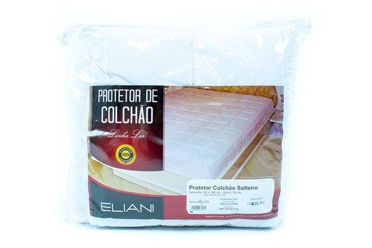 Protetor de Colchão TecidoMatelado Solteiro 88x188cmcom Elástico