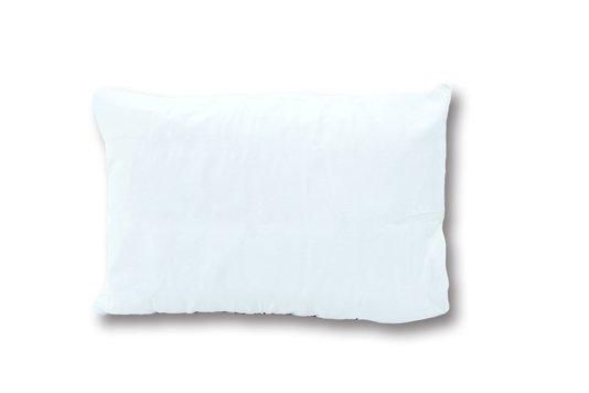 Protetor de Travesseiro Tecido 50x70 cm Simples Liso Branco