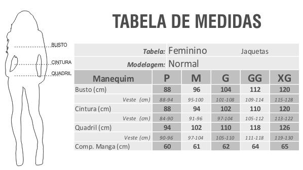 Jaqueta Bomber Crepe EstampaFloral AzulClaro