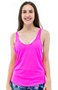 Regata Fitness Dry Fit Lisa Rosa Neon