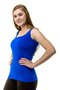 Regata Basica Viscolycra Lisa Azul Bic