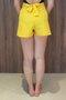 ShortsEnvelope Tactel Liso Amarelo
